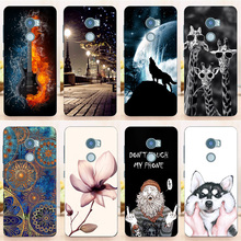 Soft Gel TPU Skin Back Covers For HTC One X10 Case Cover For HTC X10 X 10 E66 5.5 inch Coque Soft