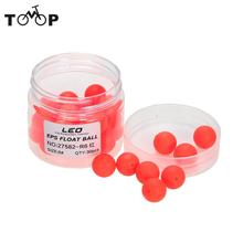 30pcs Plastic Fishing Buoy Float Ball Small Circle Senior 12mm EPS Foam Small Circle Float Fishing Tackle