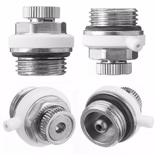 1pc Copper Venting Heating Radiator Automatic Air Vent Valve Accessory Fit For 1/2'' Mayitr New Arrival(China)