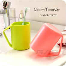 1Pcs Creative Novelty Cute Coffee Milk plastic Mugs Tea Cup Nice Christmas Gifts Novelty Simple fashion tooth cup