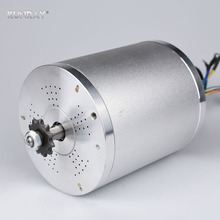 KUNRAY 60V DC 2000W BLDC Motor 4600RPM Electric Scooter E Bike Brushless Engine Motor Electric Bicycle Accessories(China)