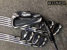 Brand New Boyea Honma TW737P Irons Honma Golf Forged Irons Golf Clubs 3-10 R/S Flex Steel Shaft With Head Cover