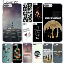 Lavaza imagine dragons night music Hard Skin Phone Cover Case for Apple iPhone 10 X 8 7 6 6s Plus 5 5S SE 5C 4 4S Coque Shell(China)