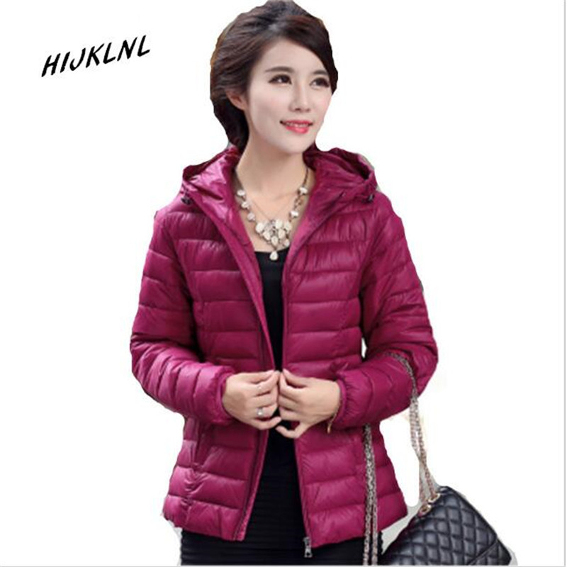Women Winter Jacket 2017 New Casual Plus Size 5XL Cotton Coat Female Hooded Short Thin Women Wadded Jacket 5 Color LJ3698Одежда и ак�е��уары<br><br><br>Aliexpress