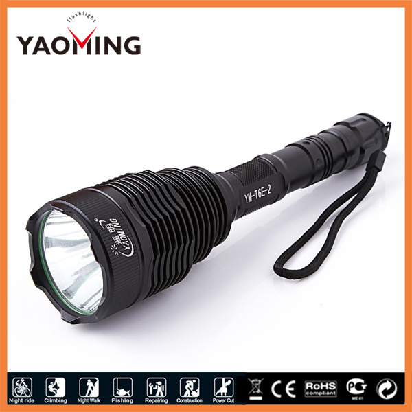 High power waterproof CREE XML T6 18000 lumen led flashlight torch 2x18650 rechargeable lantern camping<br><br>Aliexpress