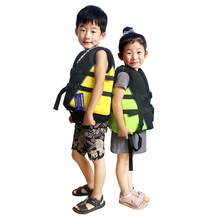 Neoprene Children Life Jackets Kids Floating Life Vest Buoyancy Swimming Surfing Vest for 4-10 Years