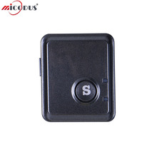 Mini GPS Tracker Children Spy Free Web APP Voice Monitoring Locator Kids The Elde Personal RF-V8S GSM Alarm SOS 12 Days Standby(China)