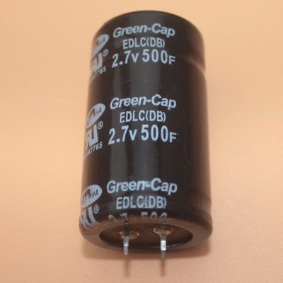 Free Shipping! 2pcs 2.7V500F 35X60mm super capacitor farad capacitor<br><br>Aliexpress