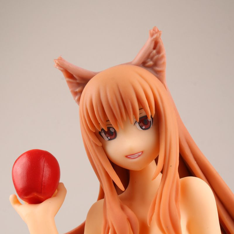 Anime Spice and Wolf Horo Sexy girl PVC Action Figure Collectible Model doll toy 23cm<br>