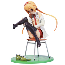"Anime 8"" Native Science Teacher Suzuki Margit Native Creator's Collection Sexy PVC Action Figure Model Collection Toys Gift"