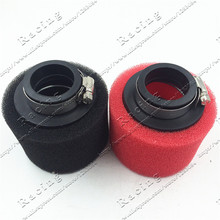 38mm-48mm Straight Foam Air Filter Sponge Cleaner 50cc Moped Scooter CG125 150cc Dirt Bike Motorcycle(China)