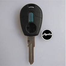 10PCS/lot For Transponder Key Shell Case For Fiat Can Not Be Departed