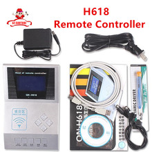 QN-H618 Host of Remote Controller QN-H618 Wireless RF Copier H618 key locksmith tool Host of car key Remote Controller(China)