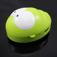 New Style portable Vacuum Cleaner Mini Dust Collector Cleaning Brush Computer Keyboard Necessary(China)