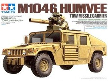 TAMIYA 35267  1/35 Scale  M1046 HUMVEE Tow missile carrier