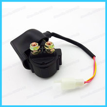 Scooter Starter Solenoid Relay For 50cc 110cc 125cc 150cc ATV Quad GY6 pit dirt bikes Sunl motorcycle Moped