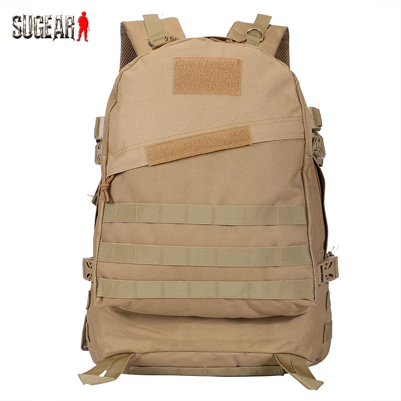 Outdoor Sports 1000D Nylon mountaineering Backpack Military Camouflage 3D Breathable Heavy Duty Bag Tactical Waterproof Pouch<br><br>Aliexpress