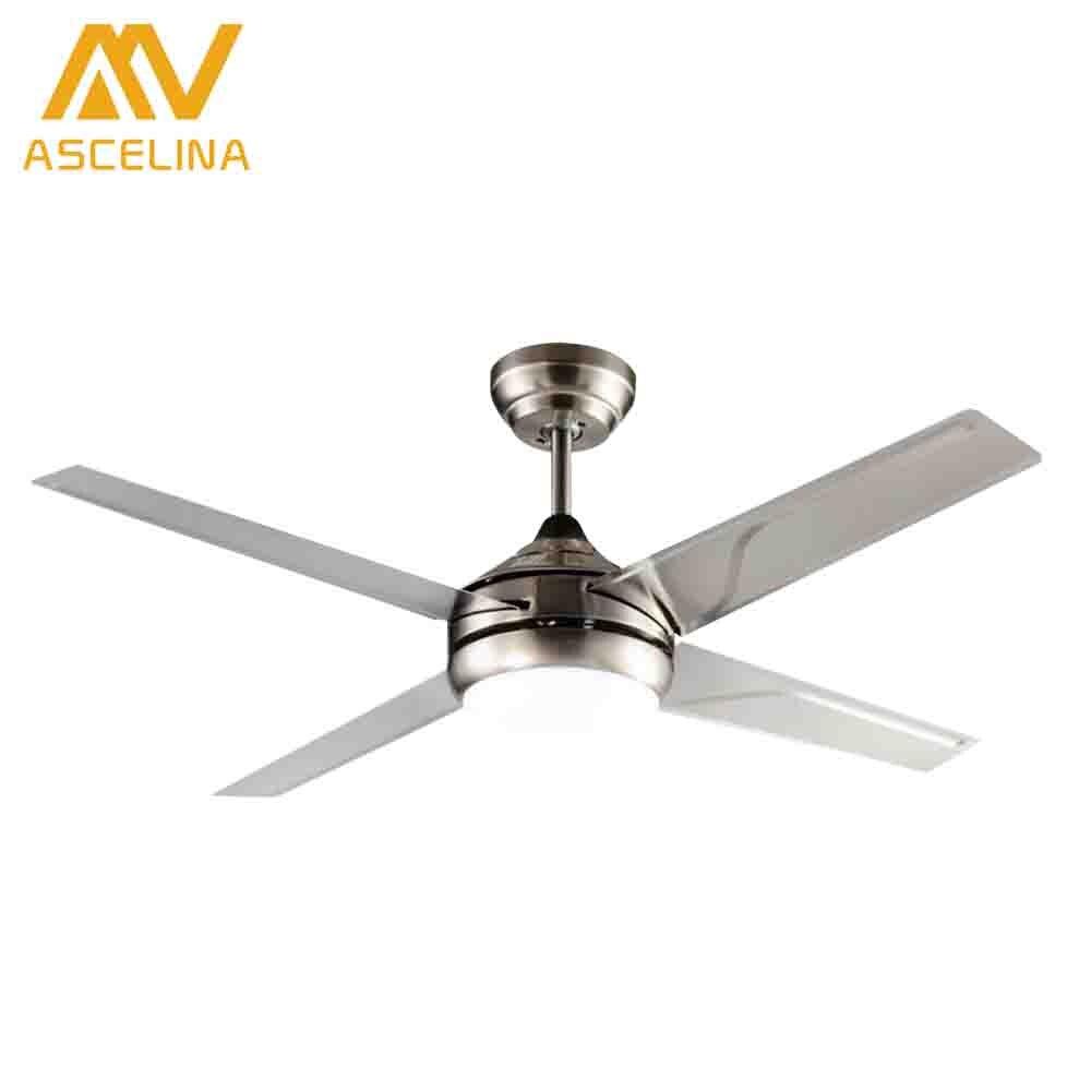 Compra ventilador de techo de lujo online al por mayor de - Ventilador de techo silencioso ...
