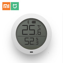 Buy Original Xiaomi Mijia Bluetooth Hygrothermograph High Sensitive LCD Screen Hygrometer Thermometer Sensor Use Mijia App for $8.18 in AliExpress store
