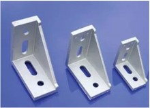 3060 corner bracket right angle connection 90 degrees bracket 3060 bracket for EU 30 aluminum profile 1pcs