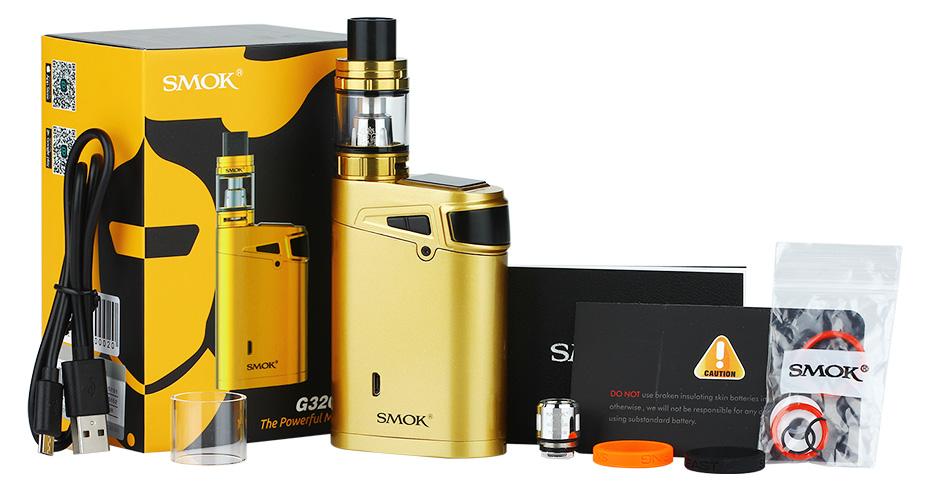 Original 3w SMOK G3 Marshal 3 KIT with 5ml Smok TFV8 Big BABY Tank Atomizer & G3 Box Mod 3w electronic cigarette Vape 10