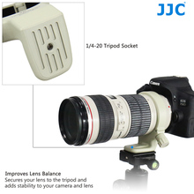 Buy JJC Tripod Mount Ring CanonEF 70-200mm f/4L EF 70-200mm f/4L IS Lens replaces Canon A-2 Adapter for $10.99 in AliExpress store