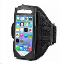 Durable Running Jogging Sports Arm Band Strap Phone Bags For Apple iPhone 6 6s 7 7 Plus 5 5s 5c SE Mobile phone general cases(China)