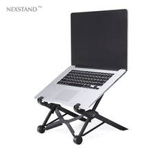 Laptop Stand, Folding Portable Adjustable Laptop Table.Pro-office Lapdesk . Ergonomic Notebook Stand(China)