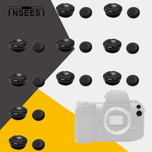 10pcs Camera Accessories 10-Pin Shutter Remote Control & Flash PC Sync Terminal Cap Cover For Nikon D300 D200