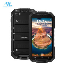 Original GEOTEL A1 IP67 Waterproof Shockproof MTK6580 Quad Core Android 7.0 Smartphone 4.5 Inch 1G RAM 8G ROM 3G Mobile Phone