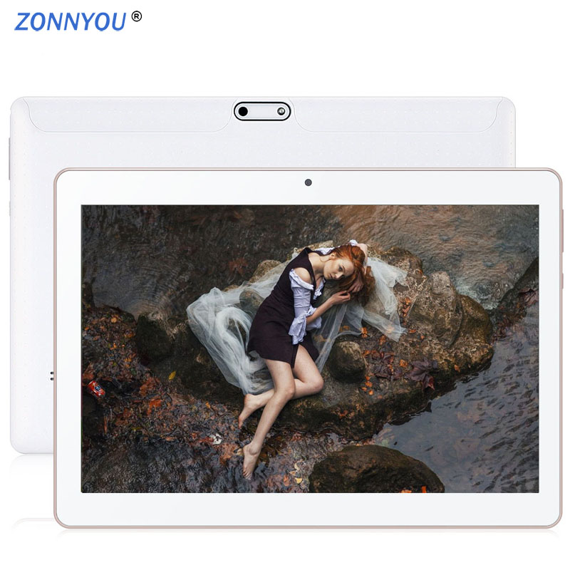 10.1 inch Tablets PC Android 8.0 3G Phone Call Tablet Octa Core 4GB RAM 32GB Dual SIM 5.0MP GPS Bluetooth Wi-Fi Tablet PC 10.9(China)