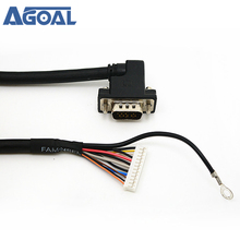 PC TV All-In-One PC AIOs VGA Cable pin cushion needles 12P to Controller Board 15Pin VGA Connector Port(China)