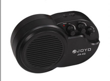 JOYO JA-02 mini guitar amplifier Clip Amplifier Speaker 3W Ukulele Amp Clean Distortion Effects