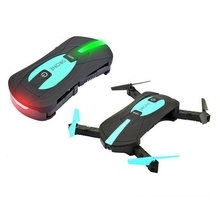 Pocket Foldable Drone With Camera Fpv Quadcopter Rc Helicopter Wifi Mini Drones Toys For Kids Dron Vs Jjrc H37 Selfie Drone