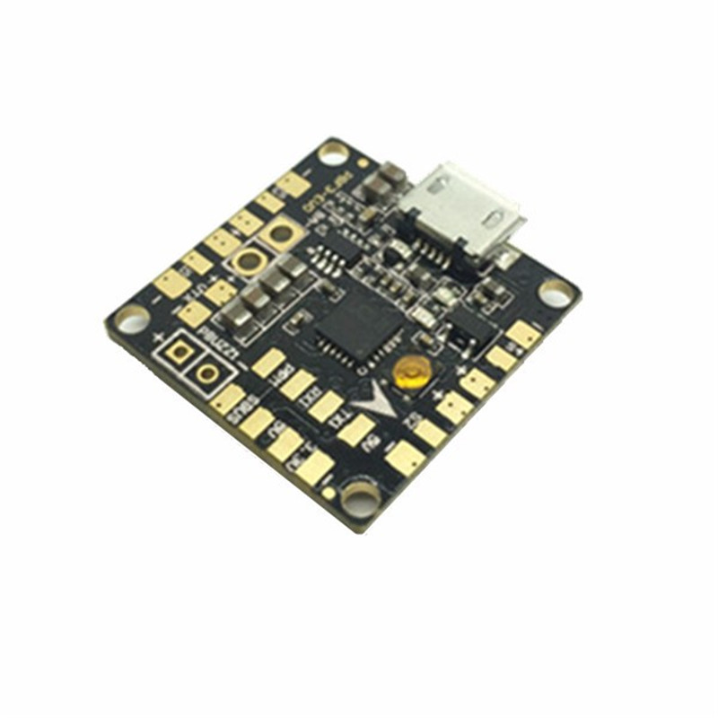 Mini 20x20mm PBF3 EVO 6DOF F3 Flgiht Contorl Board With MPU6000 SPI 5V 3A BEC Support Soldering ESC<br><br>Aliexpress
