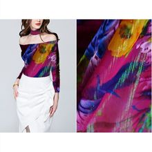 2016 Super beautiful silk  Wedding fabric scarf United Arab Emirates Thailand Russia Dress dress  Gradient color   Limited sale