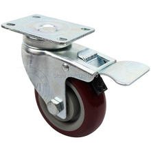 tnt express Furniture Caster 3-inch swivel wheel steering table sofa wheel universal mute authentic nylon wheels house hardware