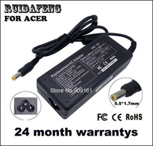 AC Adapter Laptop Charger 19V 3.42A 65W for Acer Aspire 3680 5050 5315 5515 5517 5520 5532 6930