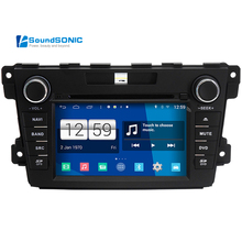 Android 4.4.4 For Mazda CX7 CX-7 CX 7 2007 2008 2009 2010 2011 Car Radio Stereo DVD GPS Navigation Navigator Autoradio Head Unit