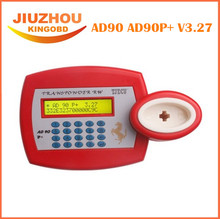 Free Shipping via dhl!! 2016 AD90 key Duplicator AD90 AD90P+Transponder Key Duplicator Plus V3.27 AD90 key Programming Machine(China)