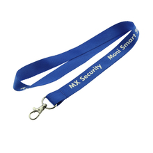 Free shipping 100pcs Cheap lanyards custom logo printing