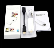 New Wireless1080P HDMI WIFI Display gongle Adapter Set for Airplay DLNA Miracast