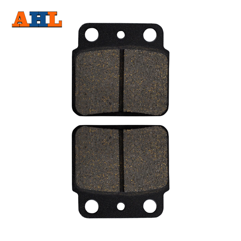 NEW REAR BRAKE PAD SET 2003-2006 KAWASAKI KSF400 KFX400 KSF KFX 400 03 04 05 06