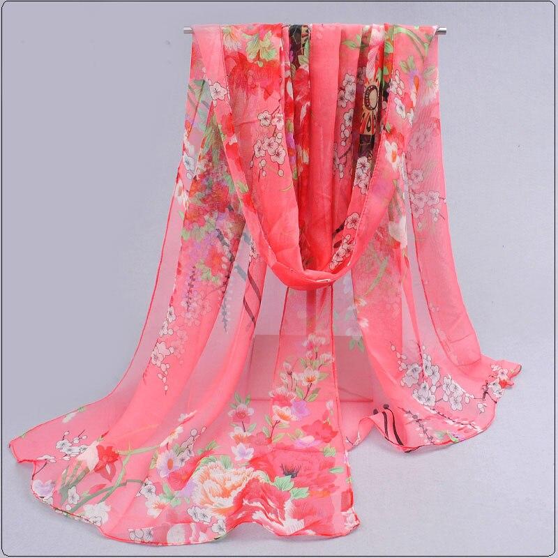 chiffon scarf 281-PK