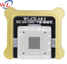 WL for iphone 6 6s Plus CPU A8 A9 RAM Nand baseband BGA reball Tin Net Baseband Stencil Great Repairing Tool platform