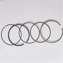 Motorcycle Engine Accessories piston ring diameter is 125CC 56.5MM 150CC 62MM 200CC 63.5MM Motor Bicycle Piston Rings(China)