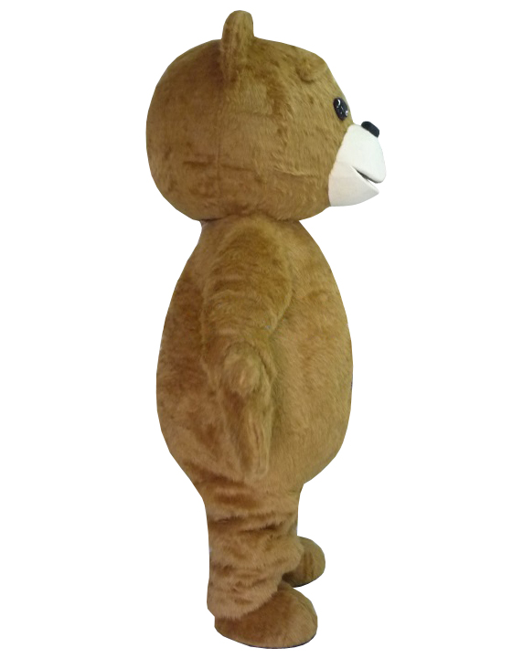 New-Ted-Costume-Teddy-Bear-Mascot-Costume-Free-Shpping
