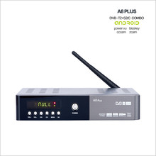 Newest androd DVB S2&DVB T2/C hi3796 quad cpu with tv digital atellite terrestrial internet hd tv box support cccam