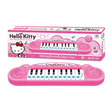 New Arrival Fashtion Toy Musical Instruments for Children Cartoon Keyboard Instrument Electronic Organ Piano Toys for kids(China)