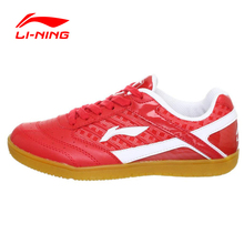 Li-Ning Women Table Tennis Shoes Training Breathable Anti-Slippery Hard-Wearing Sneakers Sport Shoes APTH002 YXT007